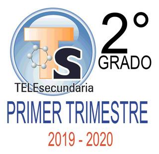 Planeaciones Telesecundaria Segundo Grado 19-20 Trimestre 1