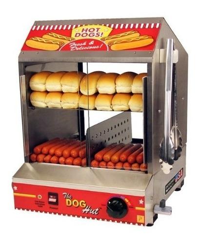 Máquina Para Hacer Perros Calientes Y Al Vapor Merchandiser