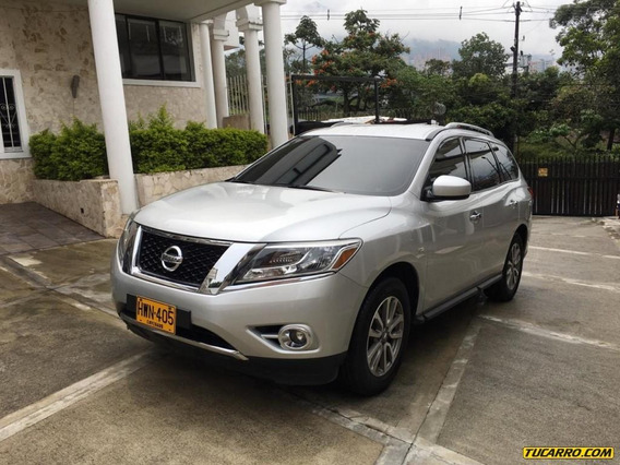 Nissan Pathfinder Pathifinder Sense 3.5 At