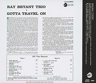 Bryant Ray Gotta Travel On Limited Edition Japan Import Cd