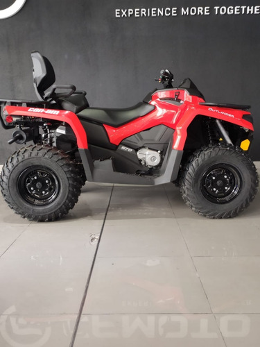 Can-am 570 Outlander Max