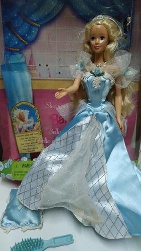 Barbie Bella Durmiente Vintage Con Caja #1041