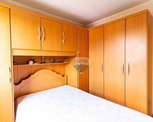 Apartamento Com 2 Dormitórios À Venda, 54 M² Por R$ 260.000,00 - Conjunto Residencial Vista Verde - São Paulo/sp - Ap0111