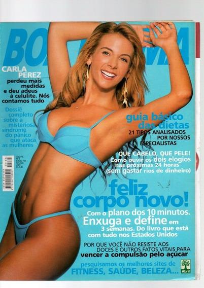 Revista Boa Forma Carla Peres Nº 165