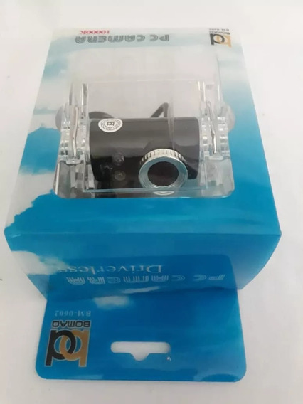 Camera Para Pc 10000k Usb