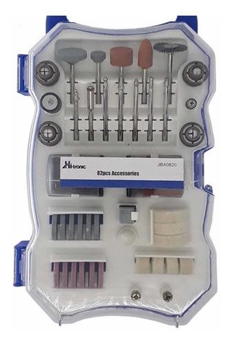 Kit Para Mini Taladro Set Para Motor Tool 82 Piezas