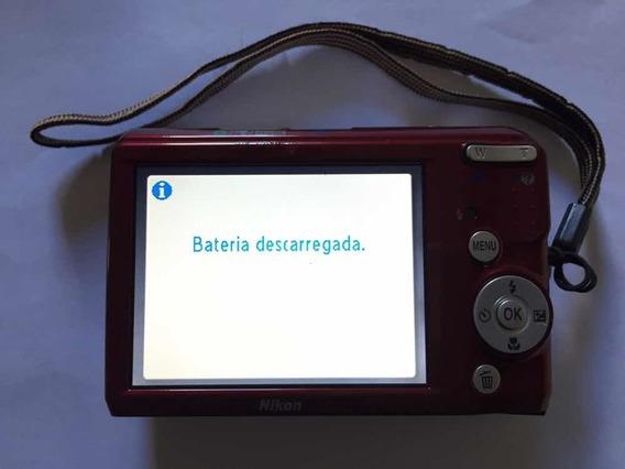 Câmera Digital Nikon Coolpix L20