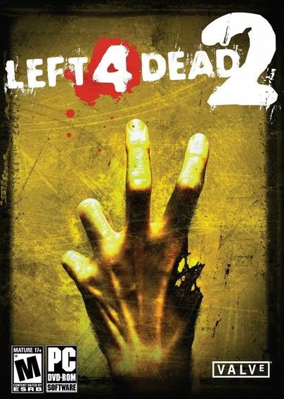Left 4 Dead 2 Pc Steam Digital Pc / Mac
