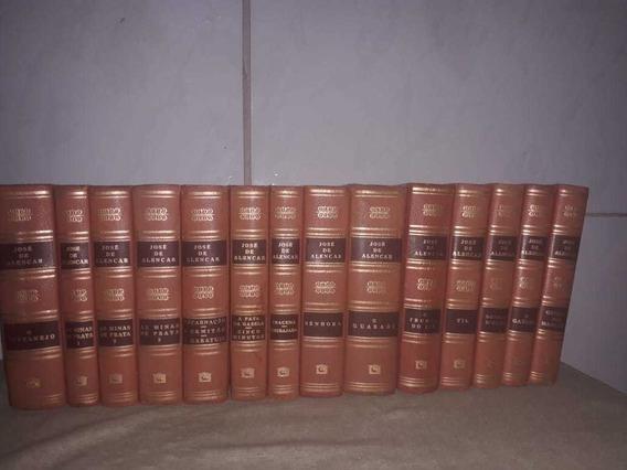 Coleção De Livros Antigos José De Alencar