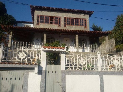 Casa Residencial À Venda, Jardim Interlagos (ponta Negra), Maricá. - Ca2600