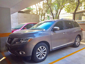 Nissan Pathfinder 3.5 Advance Mt