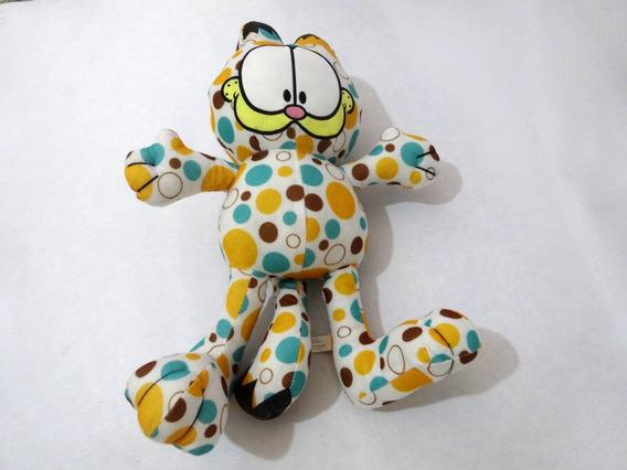 Boneco Pelucia Garfield Multi Cor 33 Cm Marca Toy Factory