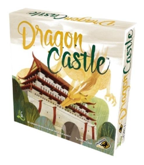 Dragon Castle - Board Game - Galápagos Jogo Tabuleiro