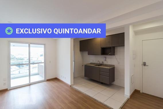 Apartamento No 3º Andar Com 2 Dormitórios E 1 Garagem - Id: 892972486 - 272486