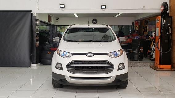 Ford - Ecosport Fsl 1.6 Aut. 2016 Baixo Km