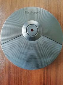 Plato Pad Roland Cy5 Para Batería Electrónica Td O Sdp