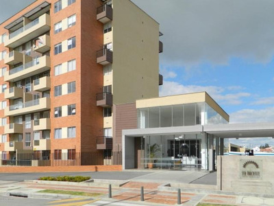 Apartamento En Alquiler Mosquera Bogota #18-126 Ec