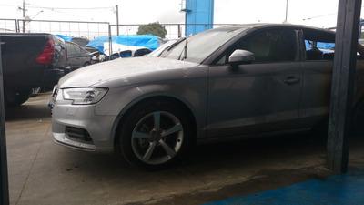 Audi A3 2017 Sucata Para Venda De Peças