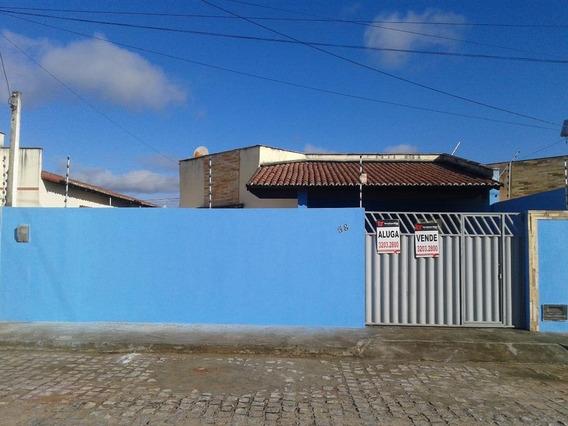 Casa Com 2 Dormitórios À Venda, 89 M² Por R$ 165.000,00 - Cidade Das Flores - São Gonçalo Do Amarante/rn - Ca6190