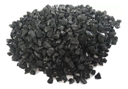 Carvão Triturado, Lavado, Suculentas Orquídeas 2 Lt