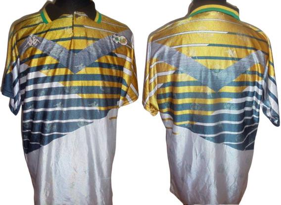 Camiseta De Sudafrica Kappa 1996 Talle L !!!