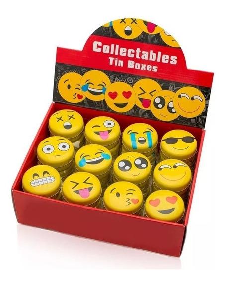 Latitas De Emoticones Emojis Souvenir X15 Regalo Dia Niño