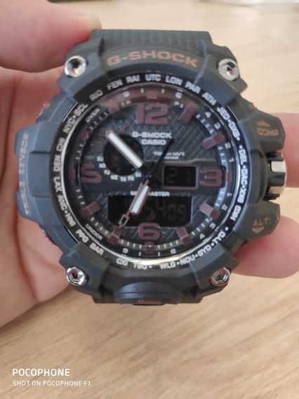 Relógio Casio G-shock Gravity Defier Triple G Resist