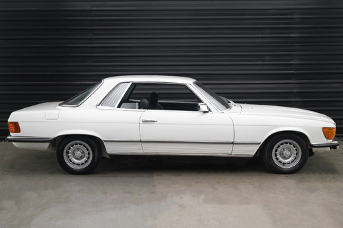 1980 Mercedes-benz 350slc