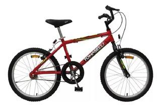Bicicleta Tomaselli Kids Rodado 16 Varon / Nena