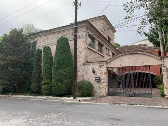 Casa En Hacienda El Rosario, San Pedro Garza García