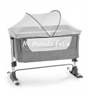 Cuna Colechos Bebes Niña O Niño Anti Reflujo Babykits