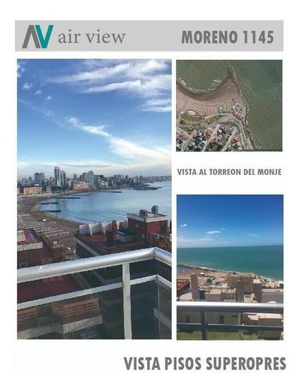 Alquiler De 3 Amb En Zona Torreón Con Cochera A Estrenar - 3° (tercer) Piso -inmejorable Vista Y Ubicación