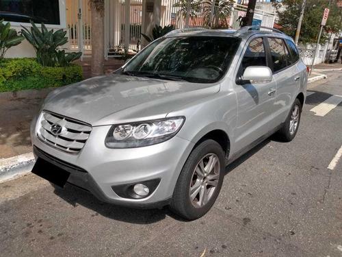 Imagem 1 de 10 de Hyundai Santa Fe 2011 3.5 5l 4wd Aut. 5p