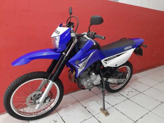 Yamaha Xtz 250 Lander Azul Ano 2016 13500,00