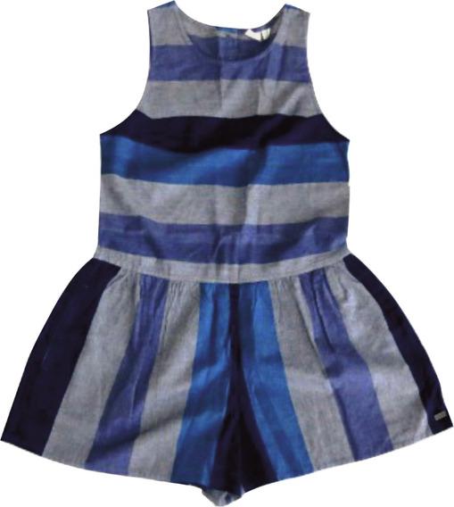 Vestido Roxy 100 % Original Tipo Jumper