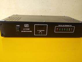 Kit Transmissor Fm Stereo 15w Real.