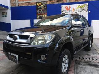 Toyota Hilux 2009 4x4 Gasolina