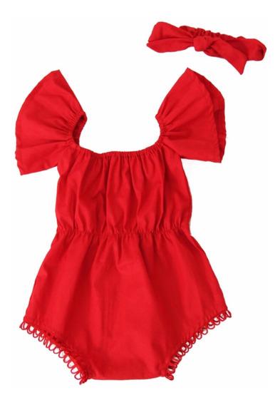 Conjunto Body Bebê Menina Infantil Faixa Laço Mesversario