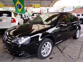 Volkswagen Golf Sportline 2010 Preta Flex
