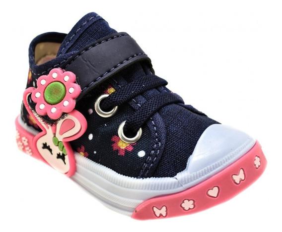 Tênis Infantil Feminino Coelhinho Botinho Fashion Kid 840ca