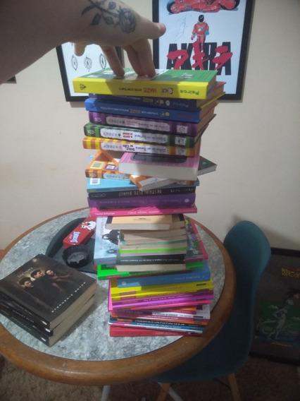 Lote De Livros Infanto Juvenil Contendo 35 Livros