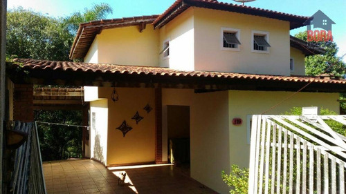 Chácara Residencial À Venda, Terra Preta, Mairiporã. - Ch0170
