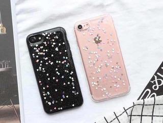 Forro Transparente iPhone 7/8, iPhone 6/ 6plus, iPhone X