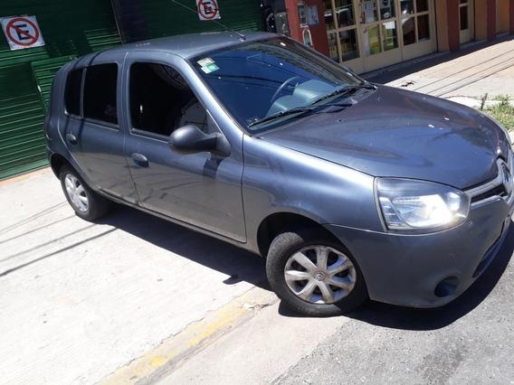 Renault Clio 1.2 Mio - 250mil Y Cuotas - Permuto