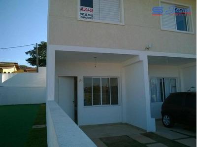 Casa Com 3 Dormitórios À Venda, 106 M² Por R$ 375.000 - Condominio Villa Suíça - Vinhedo/sp - Ca0723