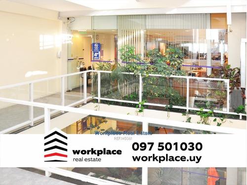 Edificio De Oficinas - Venta O Alquiler - Ciudad Vieja