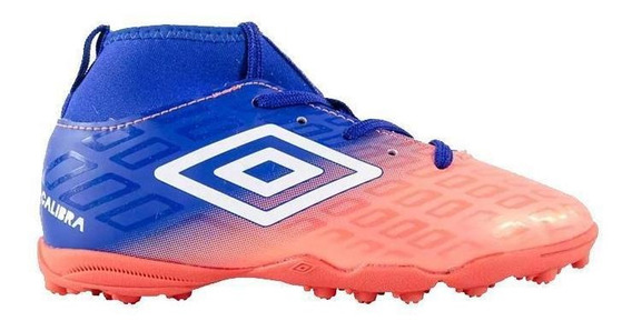 Umbro Botines Kids - Sty Calibra Ii Jr Vrn