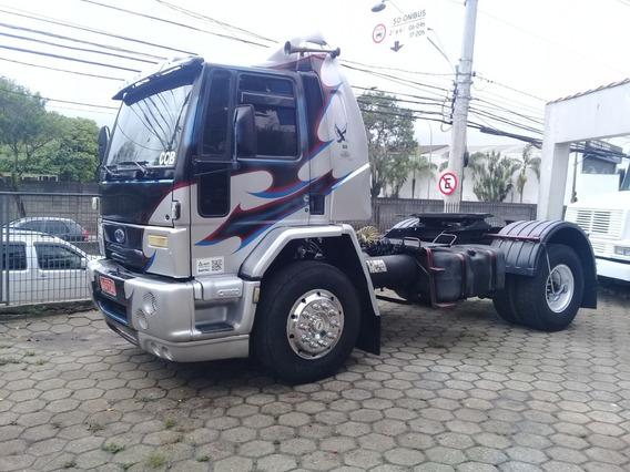 Cargo 4331 2004 Leito Motor Novo