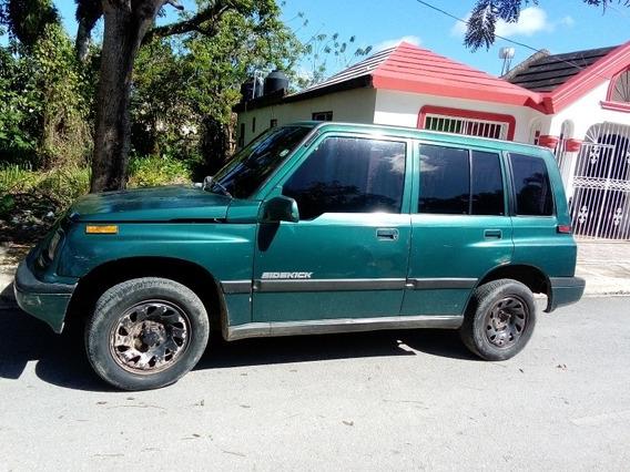 Suzuki Sidekick Americana