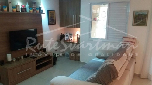 Imagem 1 de 9 de Apartamento Residencial À Venda, Mansões Santo Antônio, Campinas - Ap1020. - Ap1020
